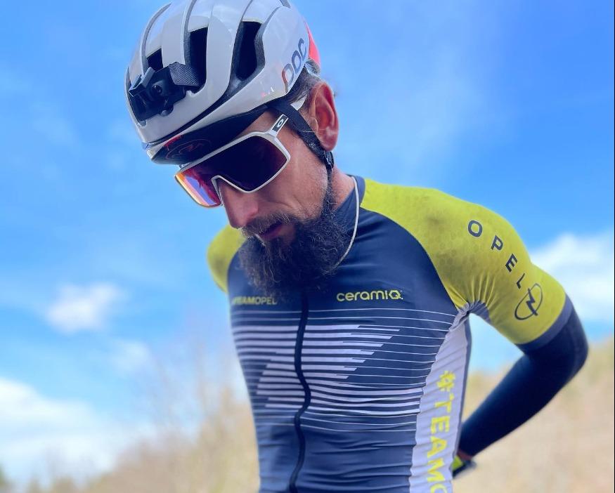 Sport : 5 000 kilomètres en 20 jours pour Stéphane Brogniart