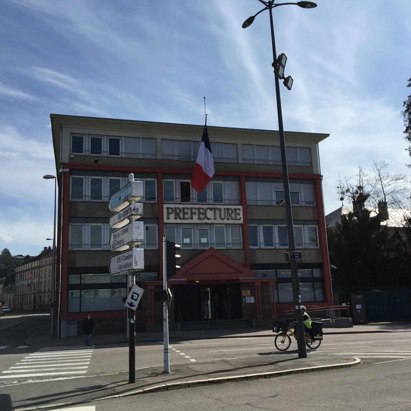 Vosges : Mobilisation des retraités aujourd'hui !