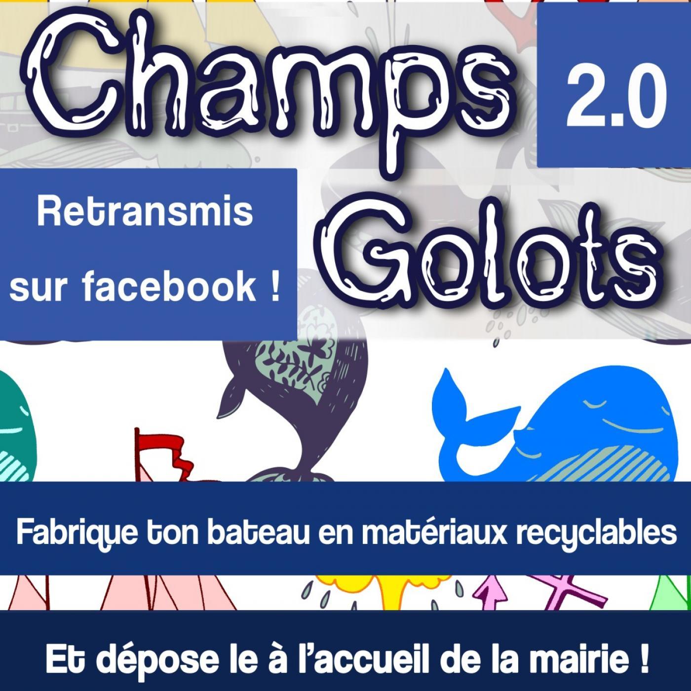 Capavenir : Participez aux Champs Golots 2.0