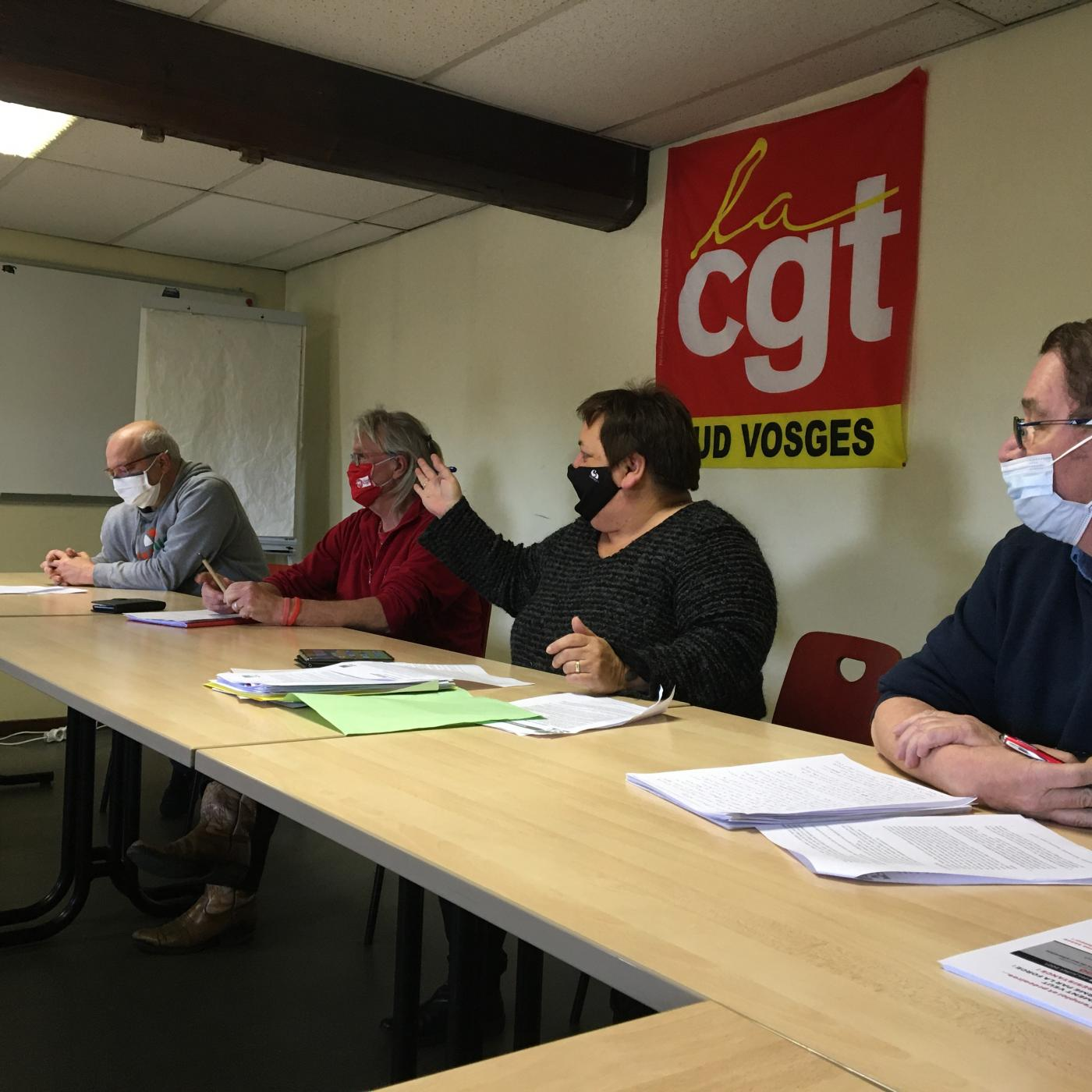 Social : La CGT en lutte contre la réforme de l'assurance chômage