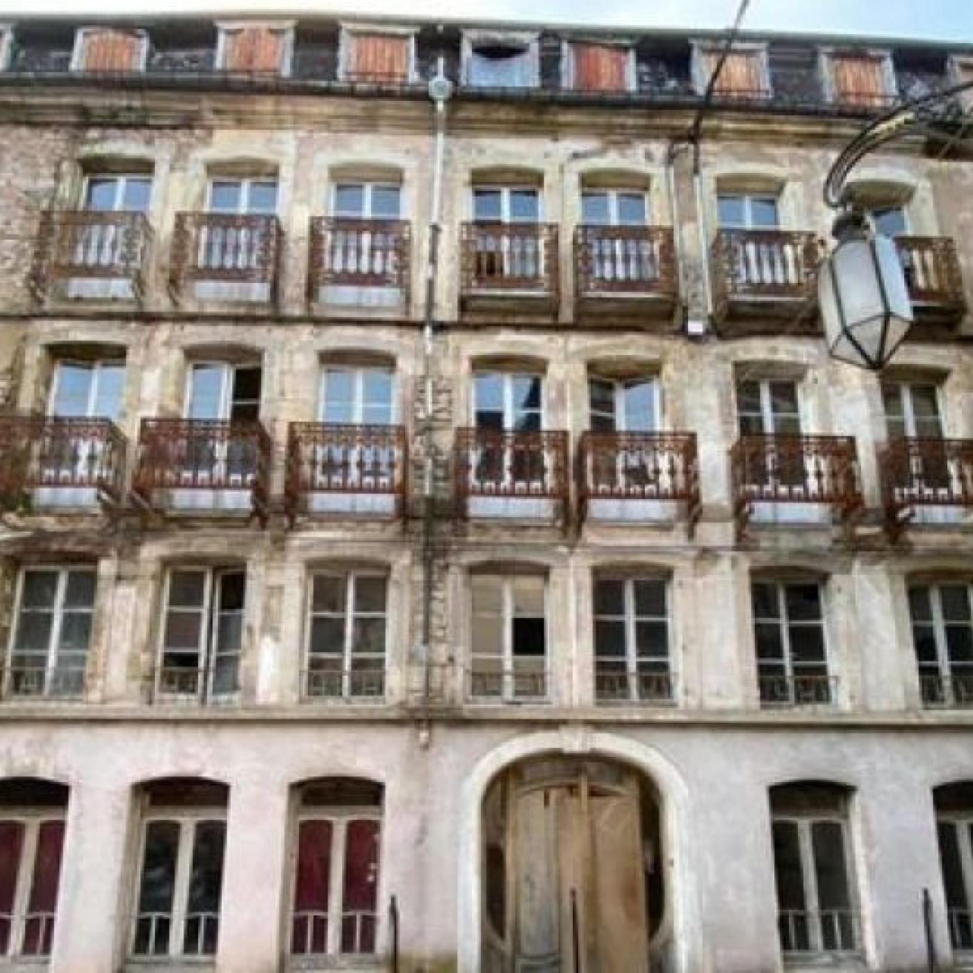 Plombières : Réhabilitation de l'hôtel Baumont