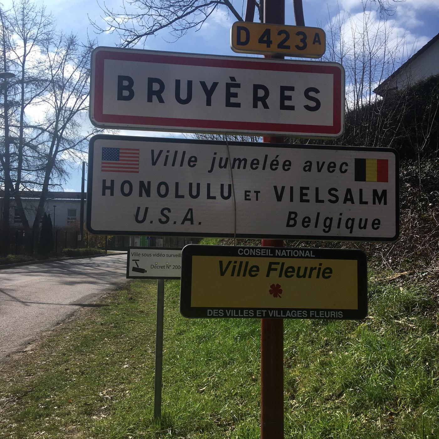 Bruyères : Des projets pour revitaliser la commune