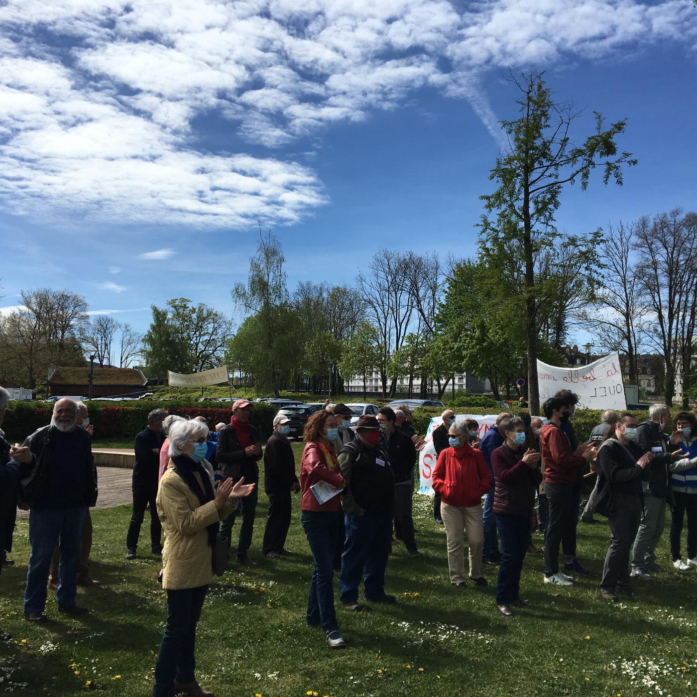 Stade d'Eaux Vives à Epinal : Dernier jour de l'enquête publique